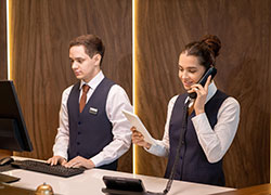 Tourism Master's – Hotel and Tourism Management